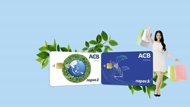 ACB phát hành hai dòng thẻ chip nội địa mới áp dụng công nghệ VCCS - Hồng Tiễn